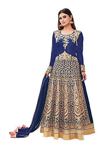 Lajree Designer Women's Silk New Arrival Fancy Salwar suit for Wedding Wear...