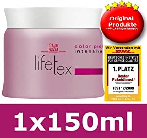 Wella - Lifetex Color Protection / Protection Mask - 150ml