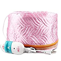 Thermal Spa Professional Conditioning Heat Cap - Pink