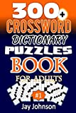 Best Crossword Puzzle Dictionaries - 300+ CROSSWORD Puzzle Dictionary Book for Adults: A Review