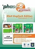 phase-6 Klett Englisch Edition, Gymnasium 1+2: Vokabeltrainer phase-6 mit allen Vokablen der Schulbücher