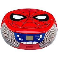 SM-430 -CD Boombox Spiderman