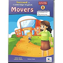Amazon andrew betsis books succeed in cambridge english movers audio cd 2018 format 8 practice tests fandeluxe Choice Image