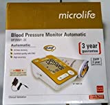 Karma Microlife Bp3Nm1-3E Bp Monitor with Adapter (White)