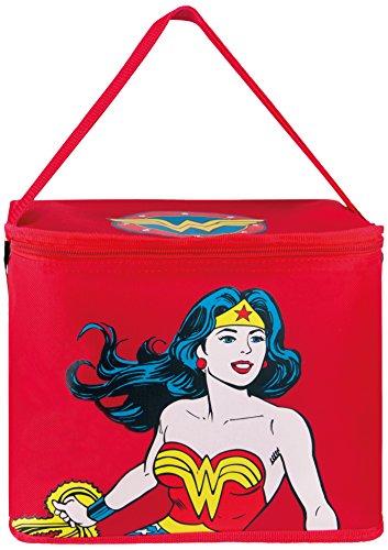 Excelsa Wonder Woman Borsa Termica, Rosso