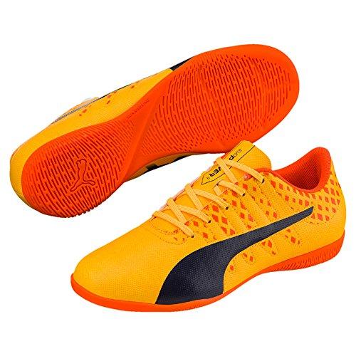 puma-unisex-de-ninos-evopower-vigor-4-it-jr-zapatillas-de-futbol-naranja-azul-20-uk-345-ue