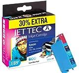Jet Tec Tinte für Stylus C42UX/C44UX/C46, schwarz