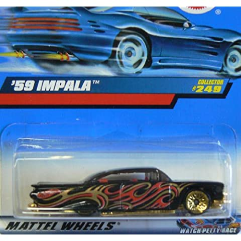 Hot Wheels 59 Impala #249 by Hot Wheels