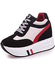 Femmes Chaussures À Lacets Confortables Chaussures Décontractées Chaussures Décontractées Chaussures De Sport Talons Hauts