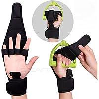Daumen und Handgelenk Schiene, Rehabilitation Arthritis Handschuhe, Daumen Stabilisator Offene Finger & Verstellbarer... preisvergleich bei billige-tabletten.eu