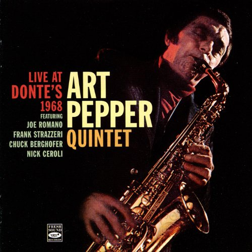 Live at Donte's, 1968