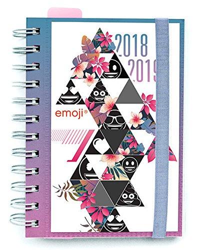 Grupo Erik ADPWI1818 Diario Scolastico giornaliero 2018/2019 Emoji