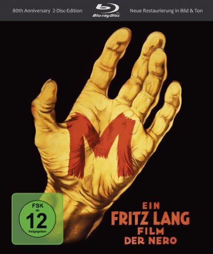 Bild von M - Eine Stadt sucht einen Mörder - 80th Anniversary Edition (+ DVD) [Blu-ray]
