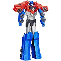 "12"" Transformers Robots in Disguise Warriors Class Optimus Prime Figure Brand New"