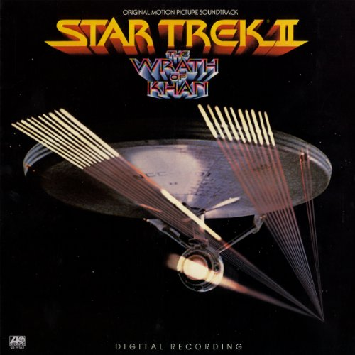 Star Trek II: The Wrath of Khan Original Motion Picture...