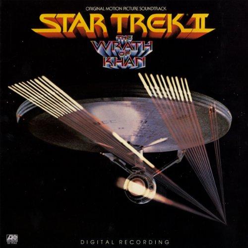 Star Trek II: The Wrath of Khan Original Motion Picture...