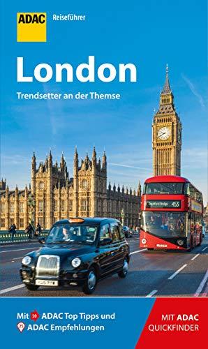 ADAC Reiseführer London Buckingham Oxford
