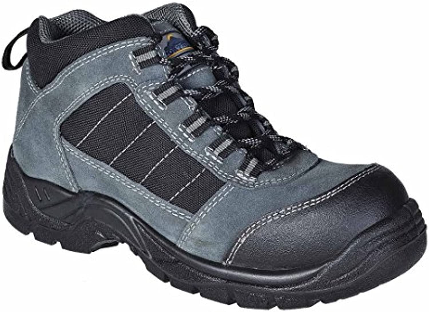 Portwest FC63 - Trekker Boot S1-44/10, color Negro, talla 44