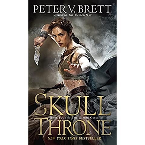 The Skull Throne: Book Four of The Demon Cycle (The Demon Cycle Series)