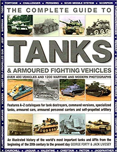 The complete guide to tanks & armoured fighting vehicles