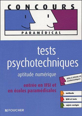 Tests psychotechniques : Aptitude numérique
