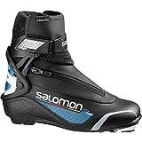 Salomon Langlaufschuhe Pro Combi Pro Link schwarz/blau (706) 9UK
