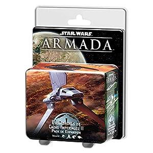 Fantasy Flight Games Star Wars Armada: escuadrones de cazas imperiales II-Español, Color (FFSWM24)