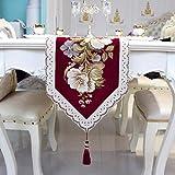 Axiba Runner Modern Minimalist Chinese Tablecloth Christmas Party Wedding Decorations 34 * 210