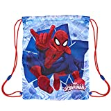 Best Spider-Man Book Bags For Boys - Spiderman Mini Drawstring Pouch for Boys - Spider Review