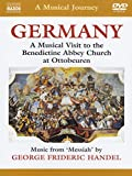 Germany Abbey Ottobeuren (Messiah Extracts) (Naxos Dvd Travelogue: 2110289) (Bratislava City Choir/ Capella Istropolitana/ Jaroslav Krek) [Alemania]