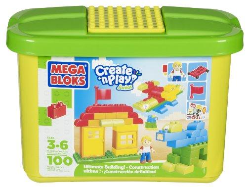 Mega Bloks 7548 - Mini Nuevo Gran Contenedor Niño