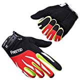 FREETOO Bicycle Gloves Full Finger Cycling Riding Bike...