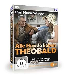 Alle Hunde lieben Theobald (3 DVDs)