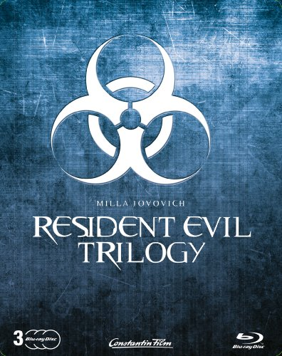 Resident Evil Trilogy (limitierte Steelbook Edition) [Blu-ray]