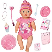 Zapf Creation Baby Born - Muñeca niña, color rosa (Bandai ...