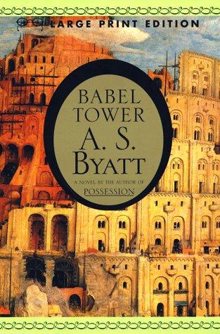 Babel Tower (Random House Large Print)