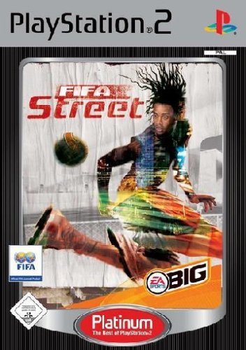 FIFA Street [EA Most Wanted] (Ps2 Ea Sports)