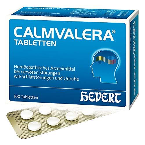 Calmvalera Hevert Tabletten 100 stk