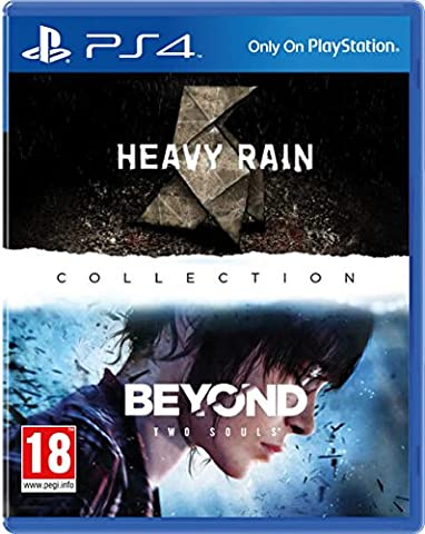 The Heavy Rain and Beyond: Two Souls Collection [AT-PEGI] [Import allemand]