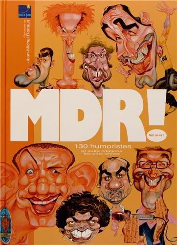MDR ! : Mort de rire !