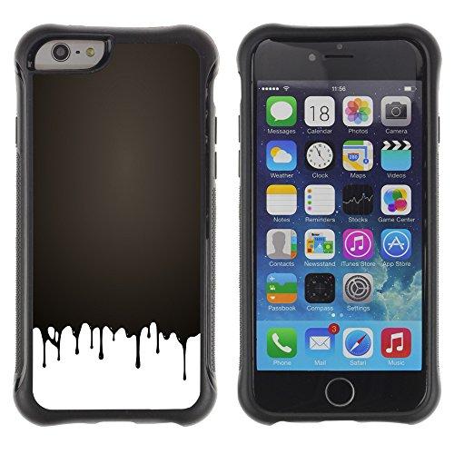 Graphic4You Praline Bar Schokolade Design Shockproof Anti-Rutsch Weichen Hülle Case Tasche Schutzhülle für Apple iPhone 6 Plus / 6S Plus Design #4