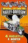 Détache...et crée tes Harley Davidson par Hawcock