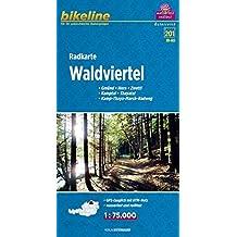 Waldviertel (RK-A03) (Bikeline Radkarte)