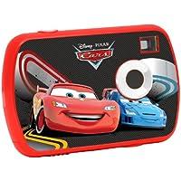 Lexibook LE-DJ017DC Fotocamera Digitale per Bambini, Disney Cars,