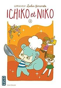 Ichiko et Niko Edition simple Tome 8