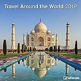 Travel Around the World 2019 - Broschürenkalender, Landschaftskalender, Wahrzeichenkalender, Städtekalender 2019 - 30 x 30 cm