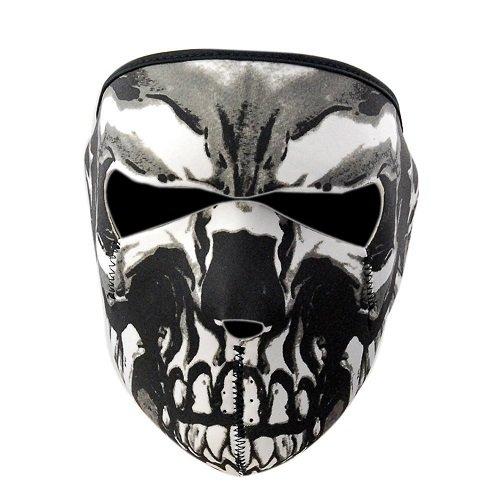 Máscara de motocicleta