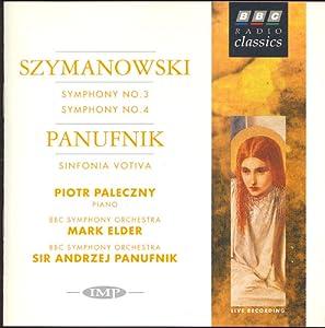 Symphony 3/4/Symphony 8
