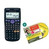 Casio FX-82DE Plus + Lern-CD (auf Deutsch)