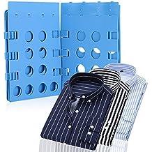 Pizarra plegable para doblar ropa (ajustable, para vestido, pantalones, toallas, camiseta